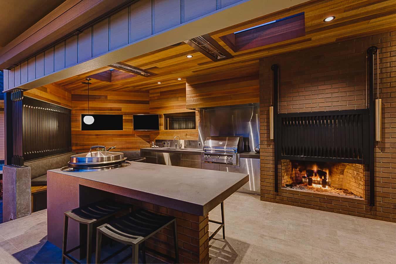Stayton Oregon Custom Home Remodel Amp Cabinetry