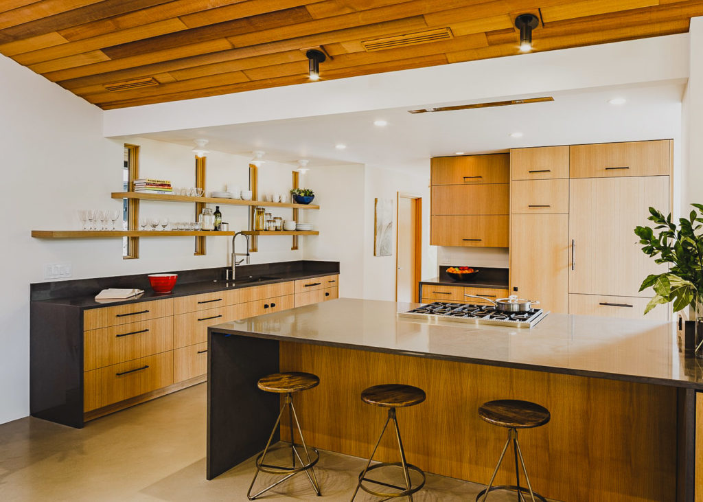 Lake Oswego Oregon | Mid Century Modern Kitchen Remodel